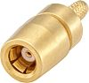 Rosenberger Cable Mount Subminiature SMB Connector, 50Ω