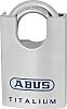ABUS 70266 All Weather Titalium Safety Padlock 50mm