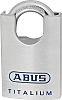 ABUS 70877 All Weather Titalium Safety Padlock Keyed