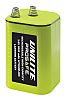 Unilite 3.6V Lithium-Ion Lantern Rechargeable Battery, 2.6Ah