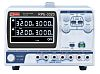 RS PRO Bench Power Supply, 217W, 3 Output, 5V, 5A With UKAS Calibration