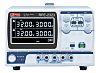 RS PRO Laboratoriestrømforsyning, 2 Udgange, 2 x 0 → 32V, 2 x 0 → 3A, 192W, UKAS kalibreret