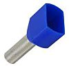JST, TWE Insulated Crimp Bootlace Ferrule, 9mm Pin