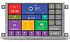 MikroElektronika MIKROE-2283 TFT LCD Colour Display, 5in SVGA,