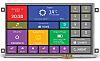 MikroElektronika MIKROE-2289 TFT LCD Colour Display / Touch