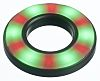 Apem Green, Red Halo LED Indicator, 12 →