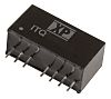 XP Power ITQ 6W Isolated DC-DC Converter Through