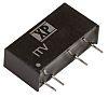 XP Power ITV 1W Isolated DC-DC Converter Through