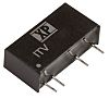 XP Power ITV 1W Isolated DC-DC Converter Through