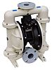 Tecnomatic Diaphragm Air Operated Positive Displacement Pump,