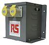 RS PRO, 1.65kVA Safety Transformer, 230V ac, 2