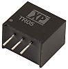 XP Power Through Hole DC-DC Switching Regulator, 12V