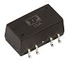 XP Power ISA 1W Isolated DC-DC Converter Surface