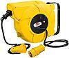brennenstuhl 18m 1 Socket BS4343/EN60309 110V-16A Extension Reel,