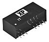 XP Power IT 3W Isolated DC-DC Converter Through