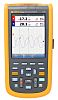 Fluke 120B Series 124B/EU/S Oscilloscope, Handheld, 2 Channels,