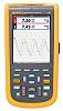 Fluke 120B Series 125B/EU/S Oscilloscope, Handheld, 2 Channels,