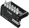 Wera Impact Bit Set 7 Pieces, Hexagon, Pozidriv
