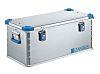 Zarges EUROBOX Waterproof Metal Equipment case, 340 x