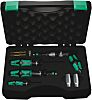 Wera Interchangeable Hex, Round, Square, Torx Screwdriver Set