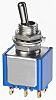 APEM Double Pole Double Throw (DPDT) Toggle Switch,