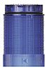 Werma KombiSIGN 40 Blue LED Beacon, 24 V