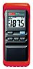 RS PRO Digital Thermometer bis +1300 °C, +1999 °F, Messelement Typ K, ISO-kalibriert