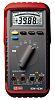 Multimètre numérique IDM103N RS PRO Portable, 1000V c.a. 10A c.a., Etalonné RS