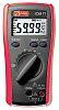 RS PRO IDM71 Digital-Multimeter, Tragbar-, 750V ac / 6mA ac, 60MΩ, Kat.III, Kat.IV, ISO-kalibriert