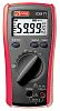 RS PRO IDM71 Digital-Multimeter, Tragbar-, 750V ac / 6mA ac, 60MΩ, Kat.III, Kat.IV, DKD/DAkkS-kalibriert