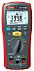 RS PRO IIT1500 Isolationsprüfgerät, 1000V / 20GΩ Isolations-Multimeter, ISO-kalibriert