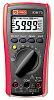 Multimètre numérique IDM73 RS PRO Portable, 750V c.a. 10A c.a., Etalonné RS
