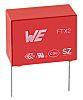 Wurth Elektronik 22nF Polypropylene Capacitor PP 275V ac