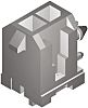 Molex, Micro-Fit 3.0, 43045, 6 Way, 2 Row,