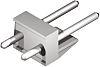 Molex KK 508 2599, 5.08mm Pitch, 6 Way,