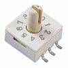 10 Way Surface Mount DIP Switch SPST, Slotted