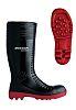 Dunlop Acifort Black Steel Toe Cap Mens Safety