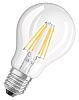 LEDVANCE E27 LED GLS Bulb 6 W(95W), 2700K, Warm White, GLS shape
