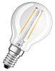 LEDVANCE E14 LED GLS Bulb 2.1 W(25W), Warm