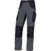 Delta Plus Mach5 Grey/Black Unisex's Cotton, Polyester