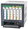 Lumel KD8, 4 Channel, Graphic Recorder Measures Current,