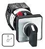 Schneider Electric, SPST 2 Position 45° Rotary Cam