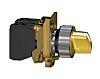 Schneider Electric Harmony XB4 3 positions Screw Selector