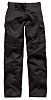 Dickies Redhawk Black Women's Cotton, Polyester Trousers