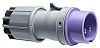 ABB IP44 Purple Cable Mount 2P Industrial Power