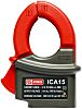 RS PRO AC Multimeter-Stromzange, ISO-kalibriert