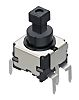 Single Pole Double Throw (SPDT) Latching Push Button