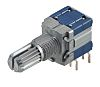 Alps Alpine, 6 Position SP6T Rotary Switch, 100
