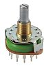 Alps Alpine, 12 Position SP12T Rotary Switch, 250