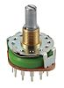 Alps Alpine, 4 Position 3P4T Rotary Switch, 250